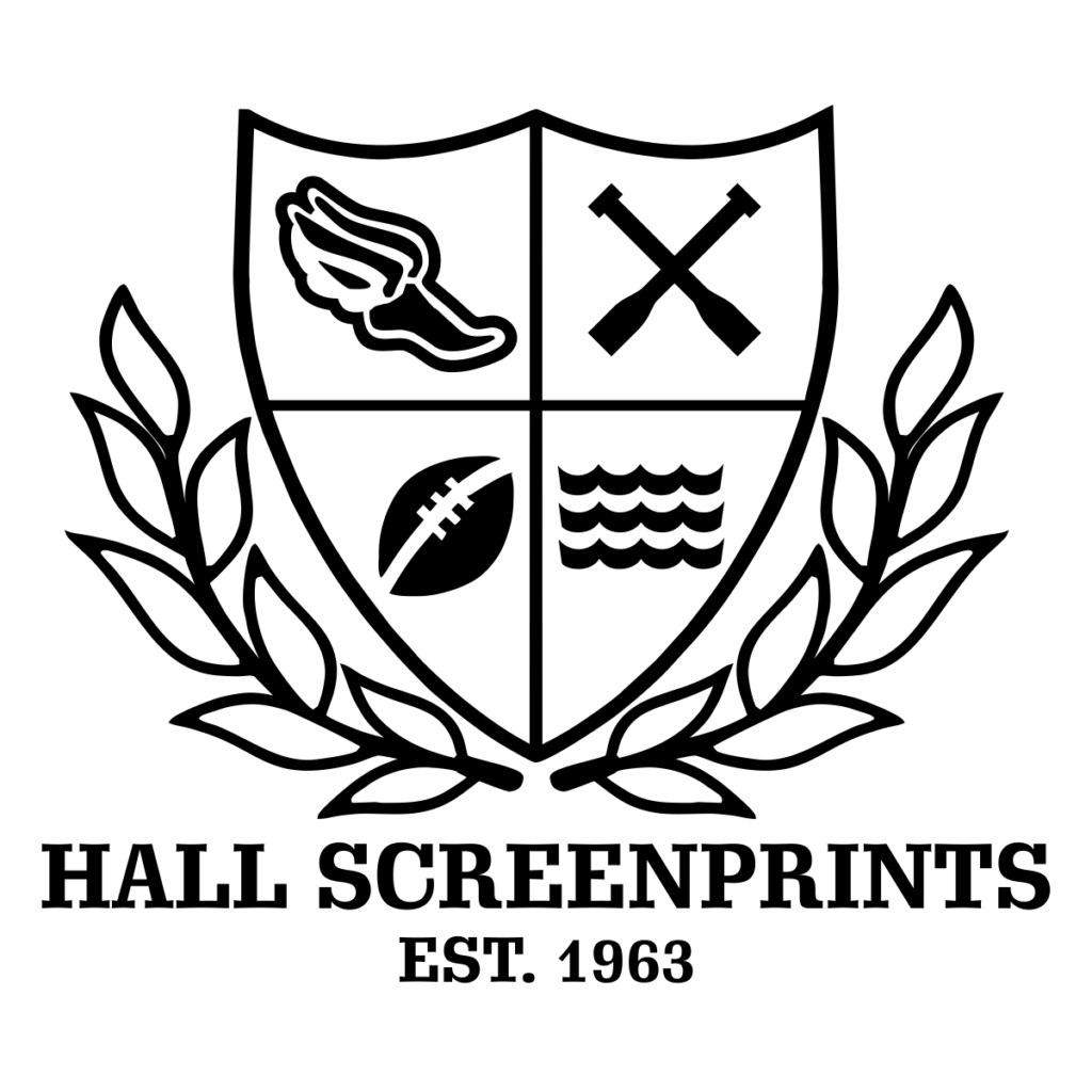 Hall Screenprints logo