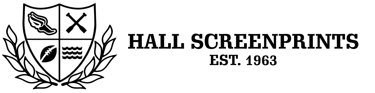Hall Sdcreenprints logo landscape 1200x300