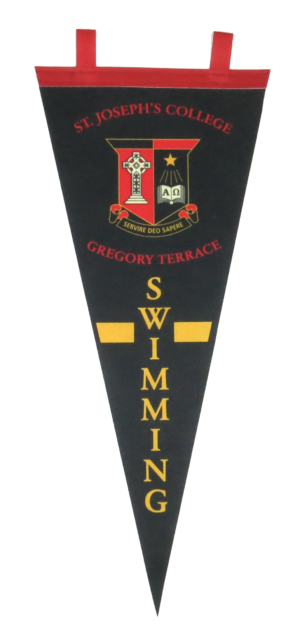 Custom Digital Polyfelt pennants