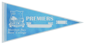 Custom Satin Pennants