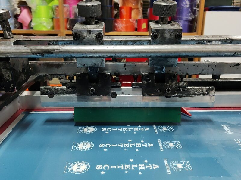 Printing machines break sometimes